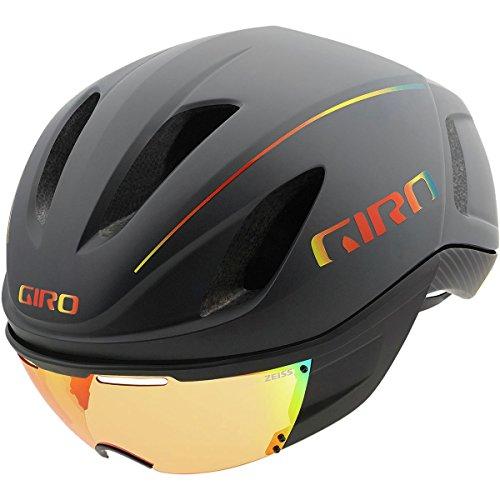 Giro Vanquish MIPS Helmet Matte Grey Firechrome, M from Giro