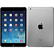 Apple iPad Air 9.7in WiFi 16GB Tablet - Space Gray - MD785LL/A (Renewed)