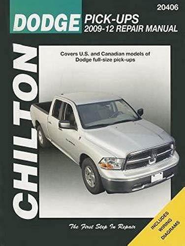 Chilton Dodge Ram Pick-Ups 2009-2018 (20406)