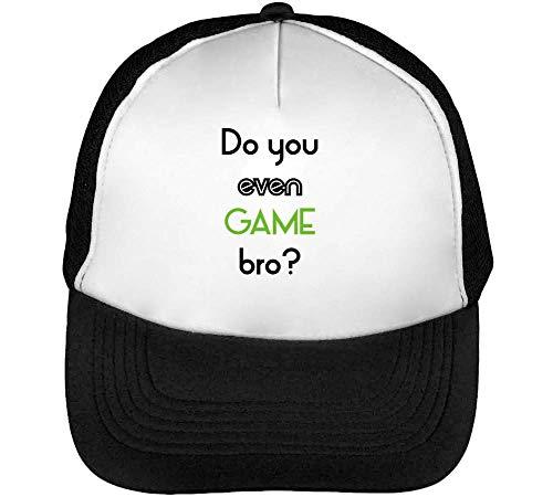 You Even Hombre Lift Snapback Negro Do Blanco Beisbol Game Gorras Series dawdO5q