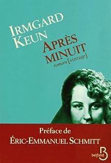 Après minuit, Keun, Irmgard