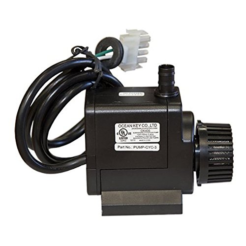 Portacool PUMP-CYC-3 Cyclone Replacement Pump, Fits 2000 and 3000 Evaporative Coolers, Model