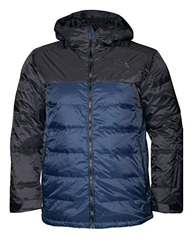 The North Face Men's Gatebreak 2 Down Jacket Winter Hooded Parka (L)