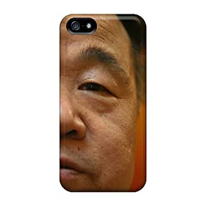 Hot New China Nobel Literature Prize Mo Yan Cases Covers For Iphone 5/5s With Perfect Design
