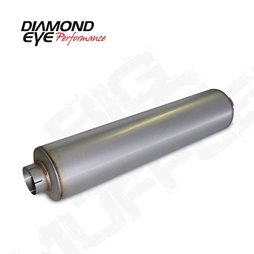 Diamond Eye Manufacturing 800464 Muffler 4