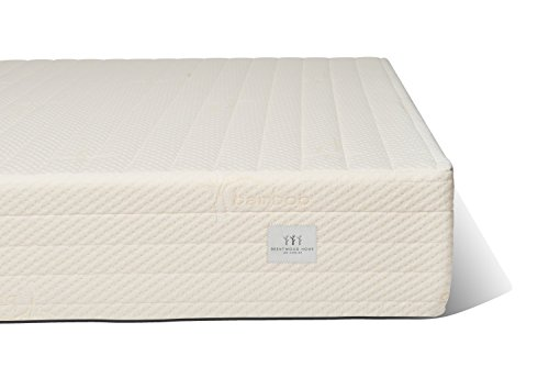 Brentwood Home Bamboo Gel 13 Memory Foam Mattress, Made in California, Queen