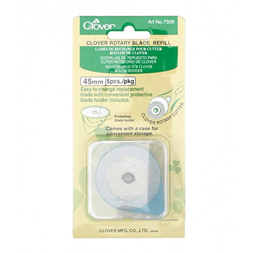 Clover Rotary Blade Refill 45mm by Clover