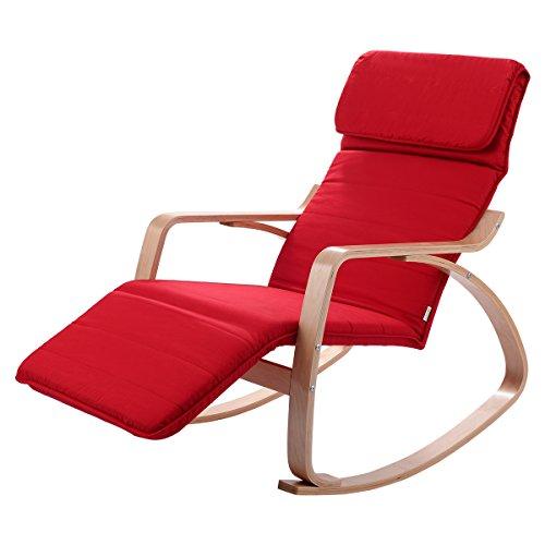 Giantex Recliners Adjustable Footrest Headrest