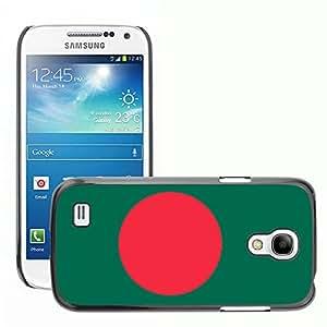 GoGoMobile Etui Housse Coque de Protection Cover Rigide pour//V00001014 Bandera de Bangladesh//Samsung Galaxy S4 Mini i9190
