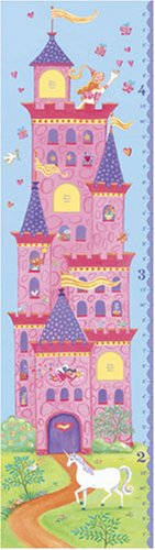 3850 - Princess Castle Growth Chart