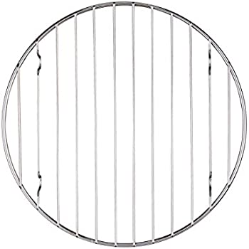 Mrs. Anderson's Baking Professional Round Baking and Cooling Rack, 6-Inches