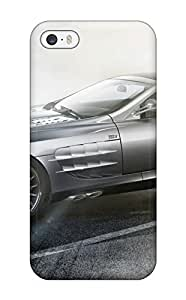 linJUN FENGHigh Impact Dirt/shock Proof Case Cover For Iphone 5/5s (2009 Mercedes Benz Slr Mclaren Roadster)