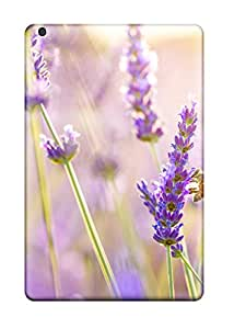 Best 9289883J23210617 High-end Case Cover Protector For Ipad Mini 2(lavender Flowers)