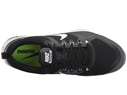 9 Sportschuhe Weiß WMNS UK 44 EU 001 AIR ZOOM Schwarz Schwarz FITNESS Nike Damen wvXqSSx