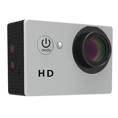 Amazon.com: ipm y6l Full HD Impermeable Cámara de acción ...