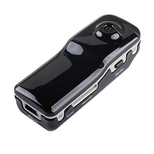 Mini DV Md80 DVR Video Camera Microsd, supports upto 4GB