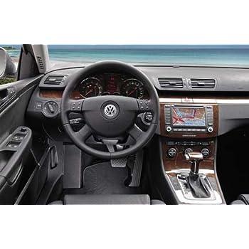 Volkswagen passat cc interior burl wood dash - 2006 volkswagen passat interior parts ...