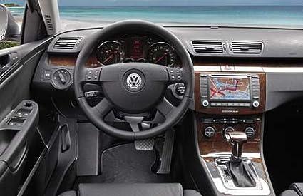 amazon com volkswagen passat cc interior burl wood dash trim kit