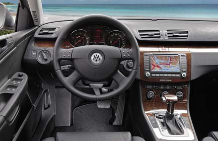 Volkswagen passat cc interior burl wood dash trim kit set - 2006 volkswagen passat interior parts ...