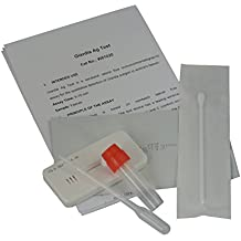 Pet Animal Giardia Giardiasis Vet Home Test Kit (5 Tests)