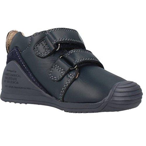 Biomecanics 161141, Zapatos de Primeros Pasos para Bebés Azul Marino