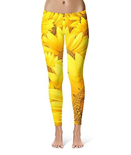 Sunflower Costume with Leggings - 6