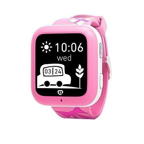 smart watch gps tracker orologio cellulare per sicurezza. Black Bedroom Furniture Sets. Home Design Ideas