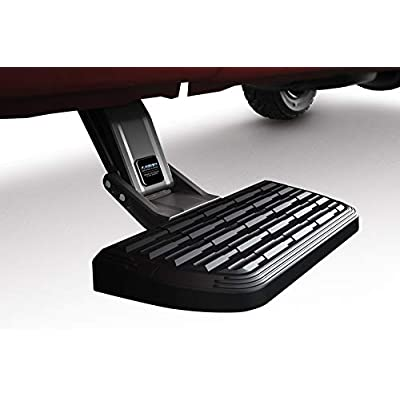 AMP Research 75412-01A BedStep2 Retractable Truck Bed Side Step for 2015-2020 Ford F-150 with 5.5' Bed: Automotive