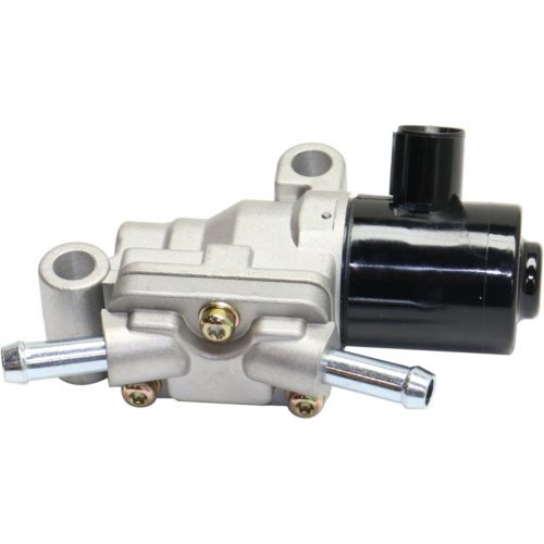 Idle Control Valve compatible with Honda Accord 90-93 / Prelude 92-96 2 Terminals 2 Hose Connectors