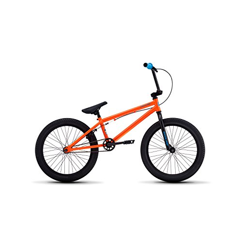 Redline Bikes Rival 20 Youth Freestyle BMX, Orange