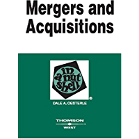 Mergers and Acquisitions in a Nutshell, 2d (English Edition)