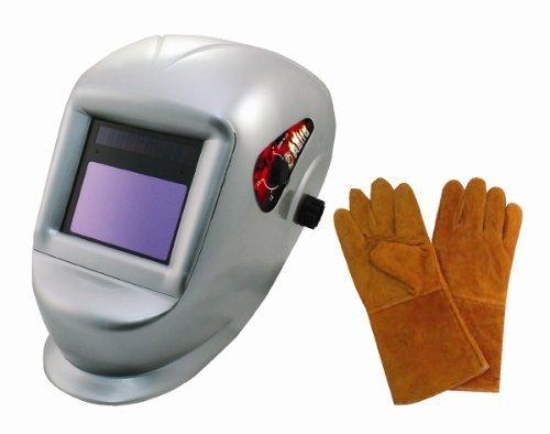 Astro 8077SE Deluxe Solar Auto-Darkening Welding Helmet by Astro Pneumatic Tool