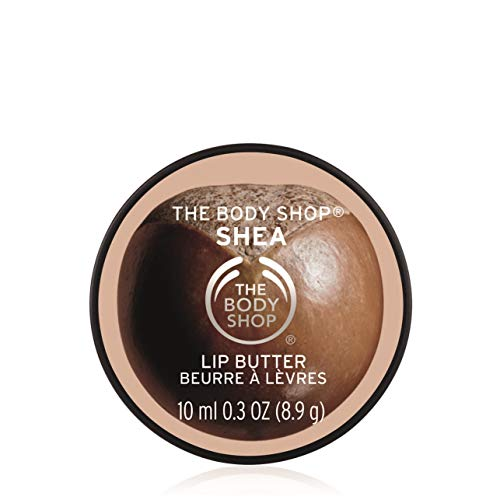 - The Body Shop Shea Lip Butter, 0.34 Fl Oz