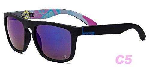 Gafas De powder De Color Nueva De Ronda Gafas De Personalidad Sol Moda Gafas zhenghao Sol Hembra Sol De Xue Polvo Película Polarizante Sw1IqnTS