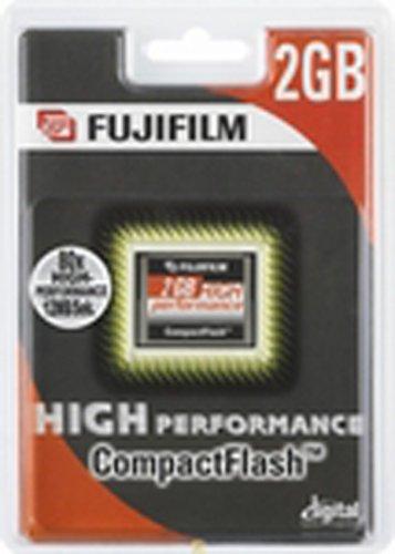 Fujifilm CF-Tarjeta 2 GB Tarjeta de Memoria de Alto ...