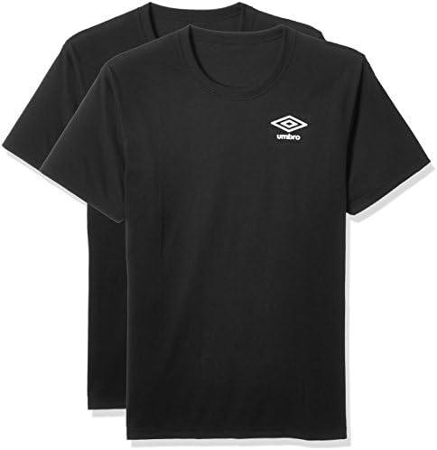 Tシャツ MVS クルーネック 2枚組 UB18132 メンズ