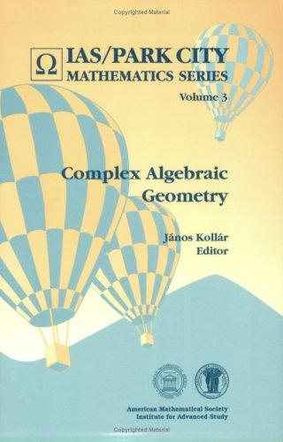 Complex Algebraic Geometry