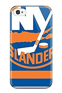 Excellent Design New York Islanders Hockey Nhl (19) Case Cover For Iphone 4/4s