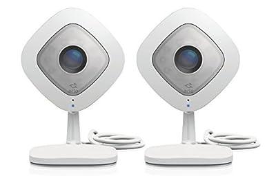 Arlo Q - 1080p HD Security Camera with Audio (VMC3040-100NAS)