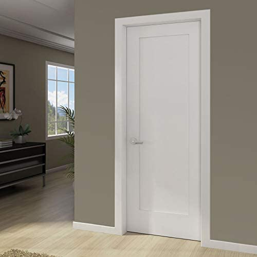 tools, home improvement, hardware,  door hardware, locks 2 discount Snavely International 1-Panel Door, White Primed Shaker in USA