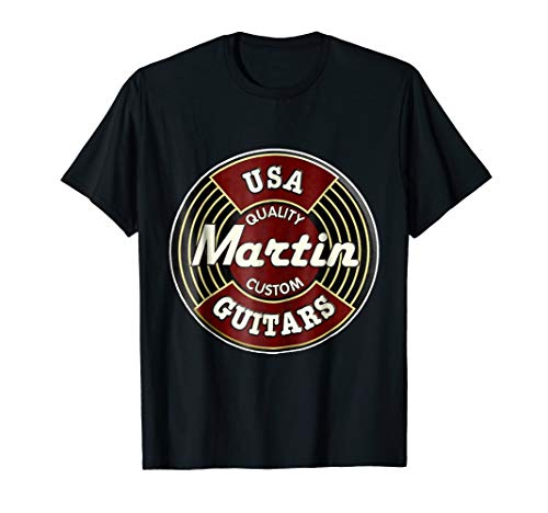 Martin Country Music t-shirt