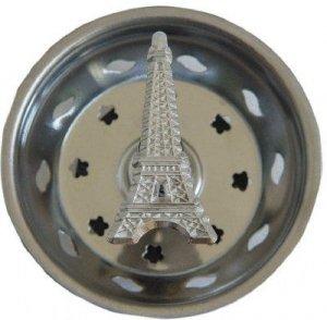 France Eiffel Tower Sink Strainer Drain Kitchen Decor