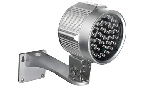 AVUE AIR250 IR Illuminator up to 250 feet Come with Wall Bracket and Power Supply