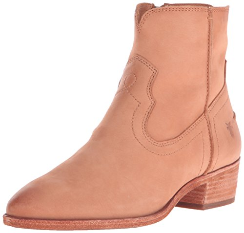 Ray de Leather 75884 Camel las costura corto Botas Oiled Frye para mujeres Soft q57tRwUP