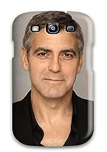 Unique Design Galaxy S3 Durable Tpu Case Cover George Clooney