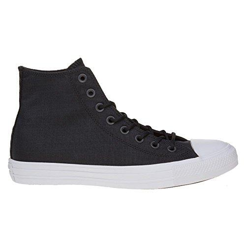 Converse All Star Hi Cordura Herren Sneaker Schwarz Black