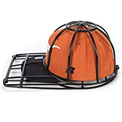 Ballcap Buddy Cap Washer is a plastic frame that opens to place your dirty flat billed or curved caps in and safely cleans them in the top rack of the dishwasher (recommended) and keeps their shape. The BCB renews old dingy caps to look like ...