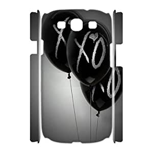 DDOUGS The Weeknd XO New Fashion Cell Phone Case for Samsung Galaxy S3 I9300, Customised Samsung Galaxy S3 I9300 Case