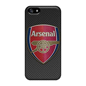 CristinaKlengenberg Iphone 5/5s Protector Cell-phone Hard Covers Provide Private Custom Beautiful Arsenal Series [QaQ3722zIyd]