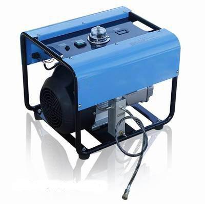 Alta presión 30 mpa 4500psi portátil PCP eléctrico compresor de aire eléctrica 220 V 300Bar